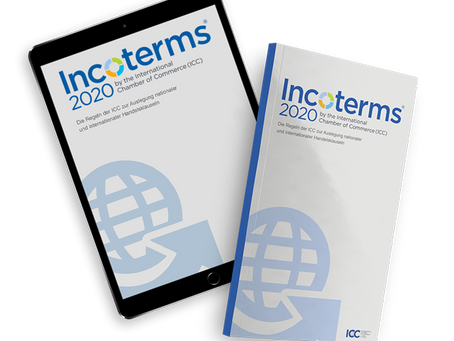 The 2020 Incoterms®