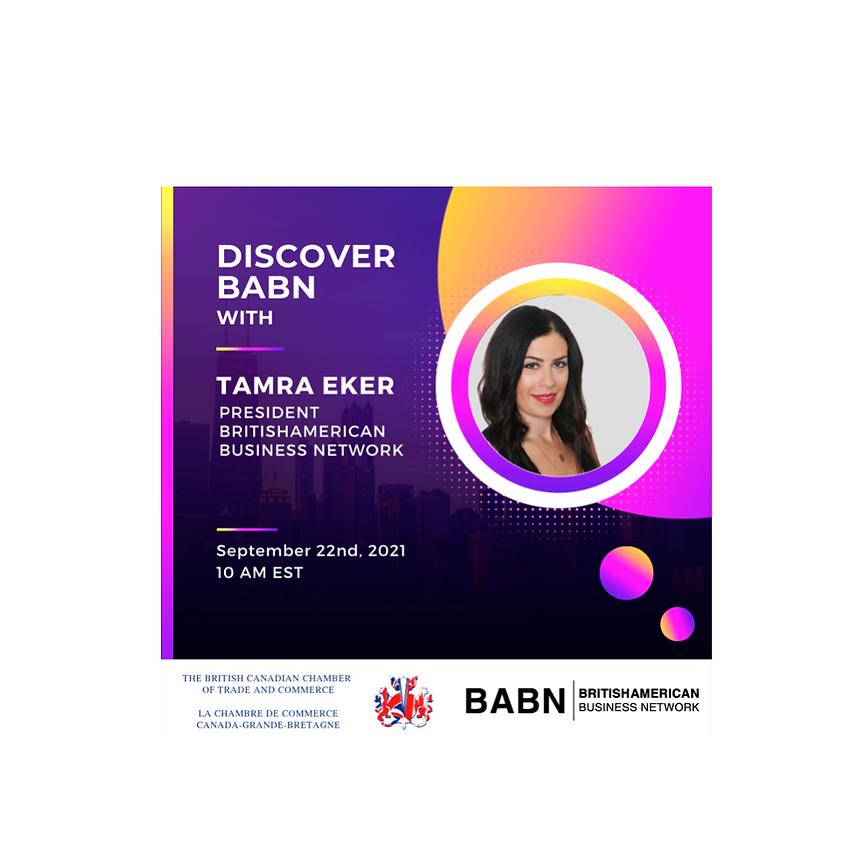 In Conversation with Tamra Eker, Managing Director BritishAmerican Business (BAB)