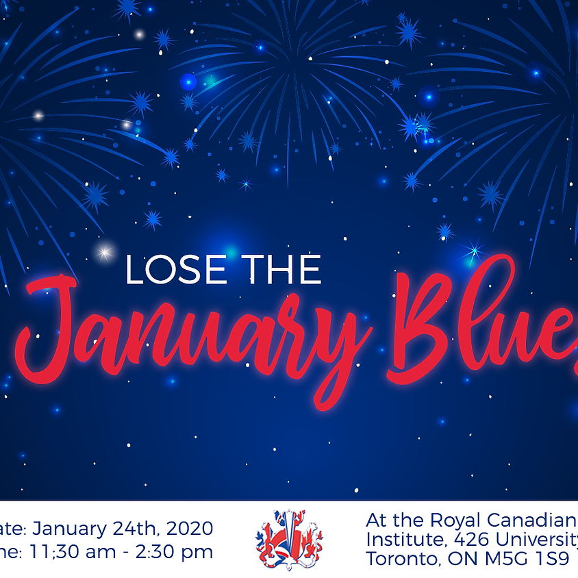 Lose the January Blues!
