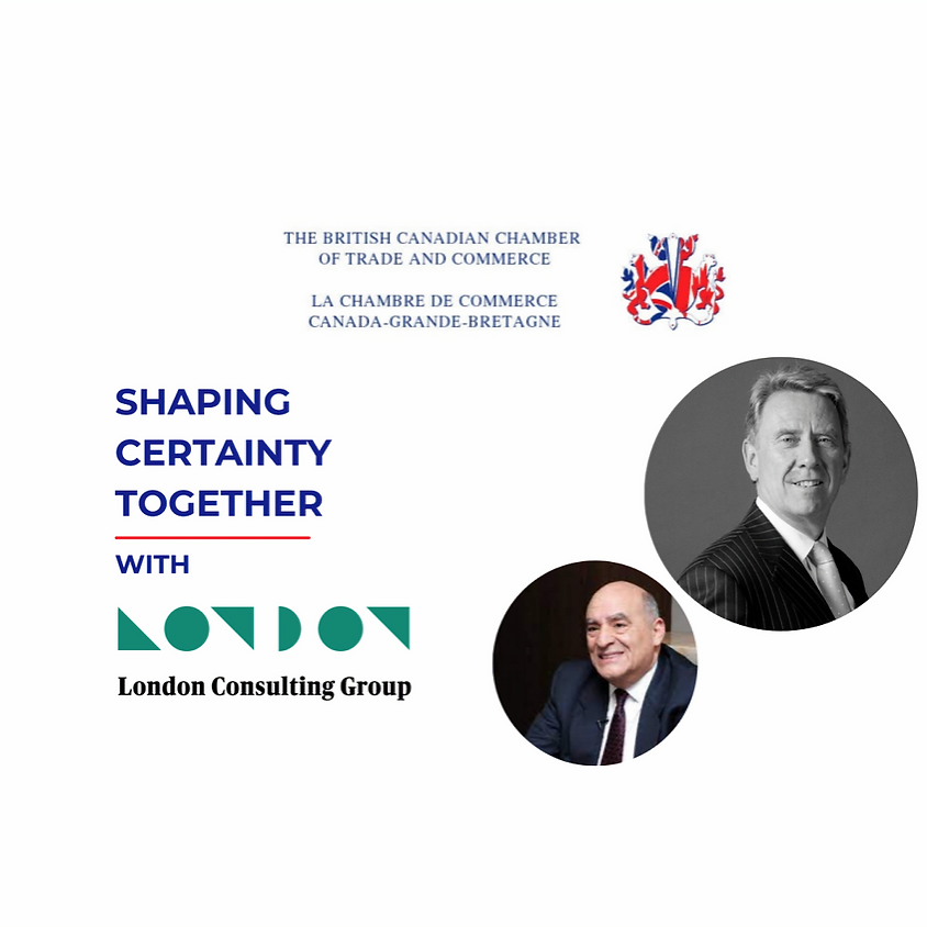 Shaping Certainty Together