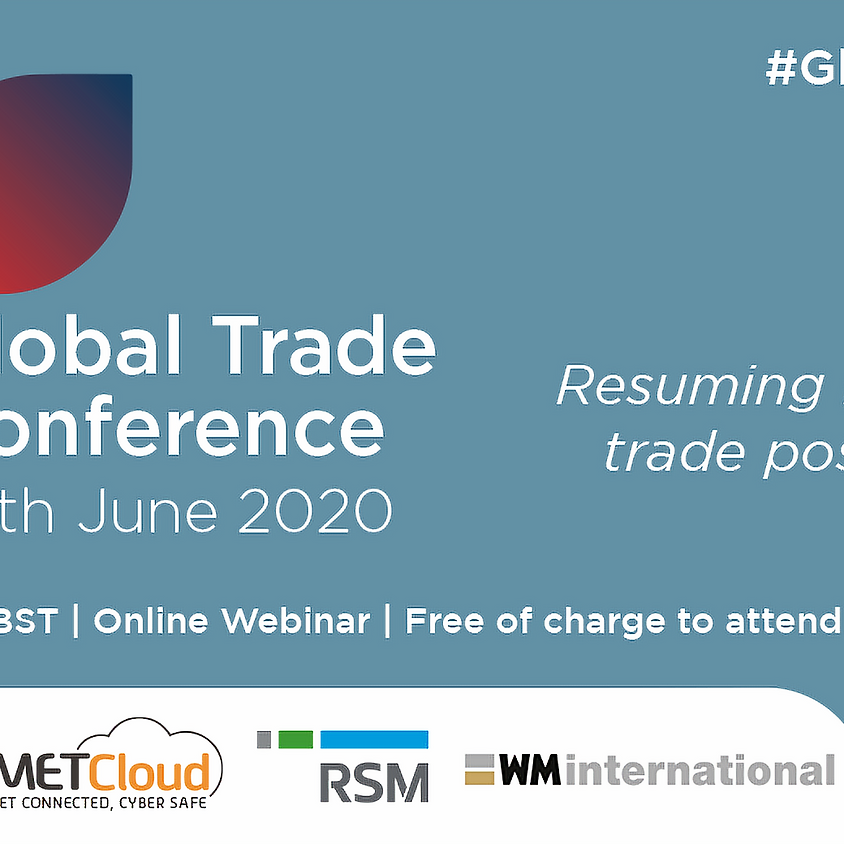 """Birmingham Chamber of Commerce """"Global Trade Conference"""""""