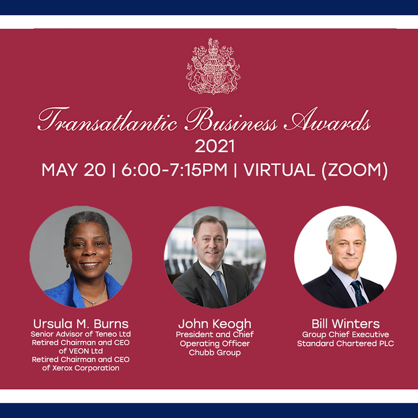 BAB Virtual Transatlantic Business Awards