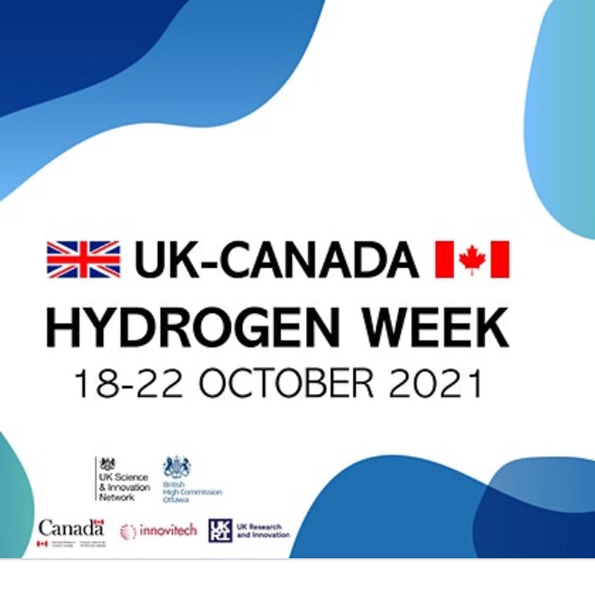 UK-Canada Hydrogen Week by British High Commission, Ottawa