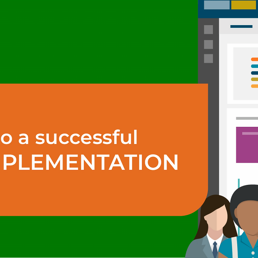 6 steps to a successful CRM implementation
