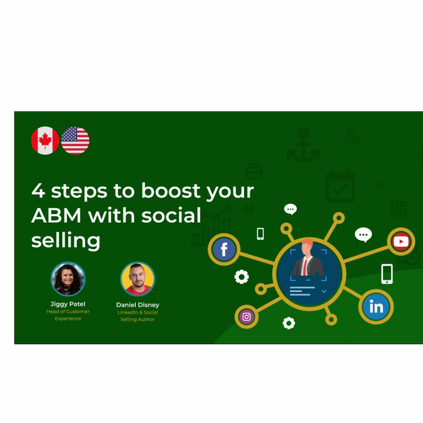 4 steps to boost your ABM with social selling