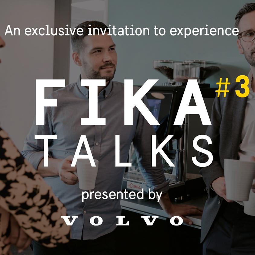 Swedish Chamber: FIKA Talks