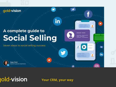 EBOOKS: Seven steps to social selling success