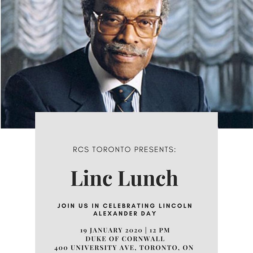 RCS Toronto presents Linc Lunch