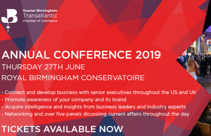 BABC Annual Conference in Birmingham: A Member of the