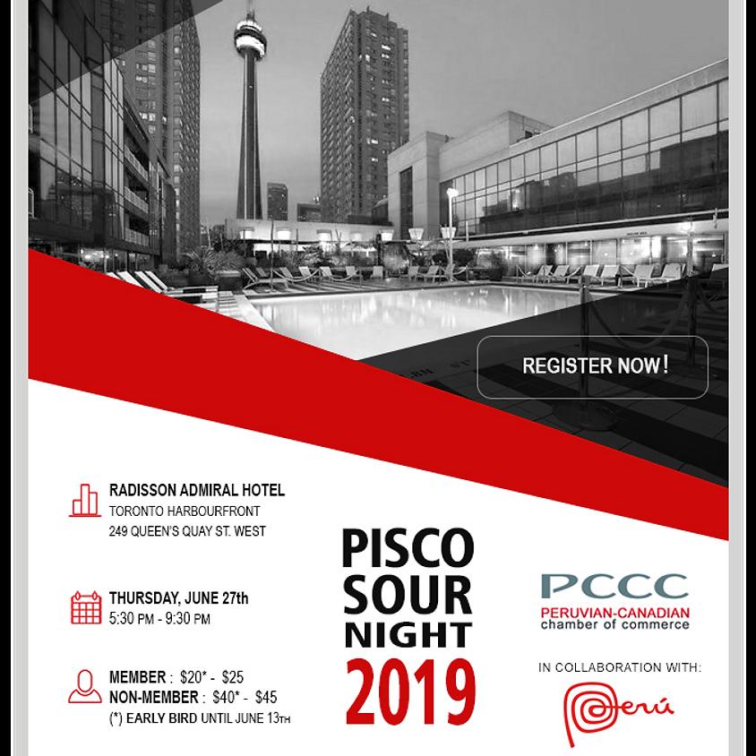 Pisco Sour Night 2019