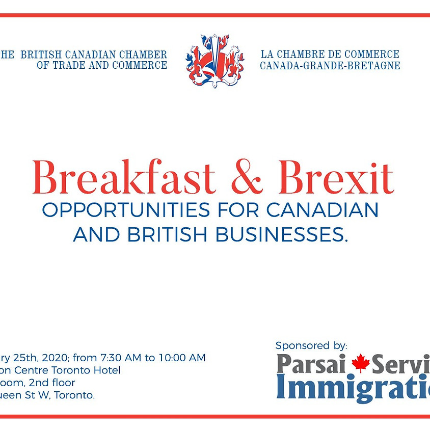 Breakfast with Brexit