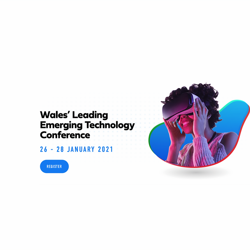 Wales' Leading Emerging Technology Conference
