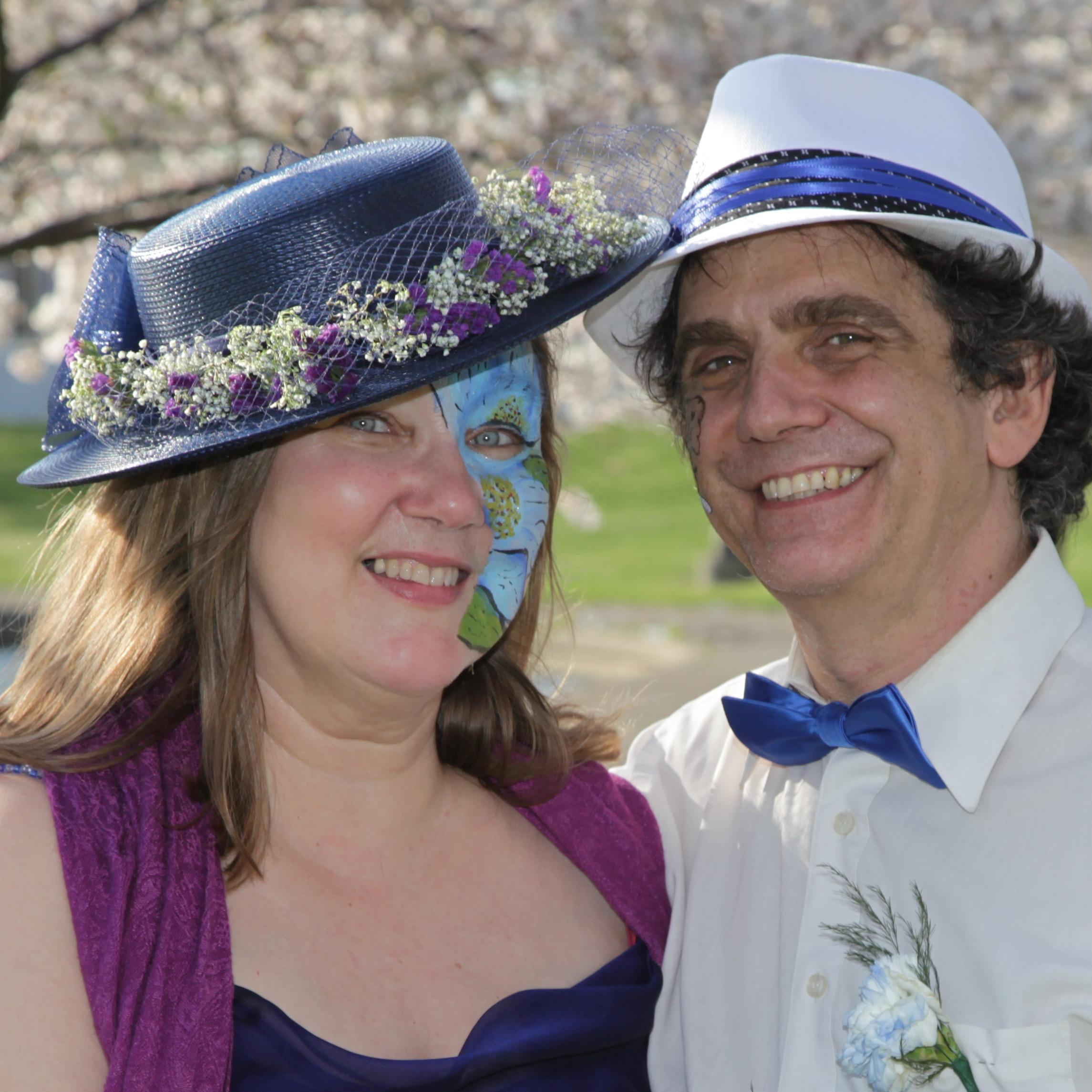 Vickie Elmer & Mark Loeb