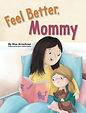 Abby's mom has a boo boo, so her Nana takes her to the hospital to visit. Follow Abby's adventures as she finds a magical bed that moves, takes her teddy on a wheelchair ride, and learns that spending time with her mom can make a hospital feel like home.