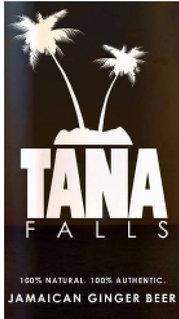 Tana Falls Jamaican Ginger Beer