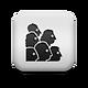 125496-matte-white-square-icon-people-th