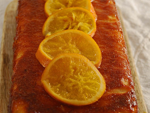 Orange, Lemon and Almond Cake