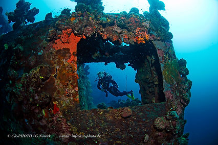 Shipwreck World War 2, Kyokuzan Maru, WWII, Palawan, Philippines