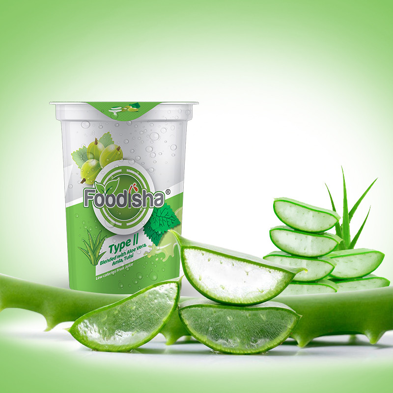 Aloe Vera the miracle plant. #Type2 #Foodisha #FoodishaDrinks #Aloeverajuice