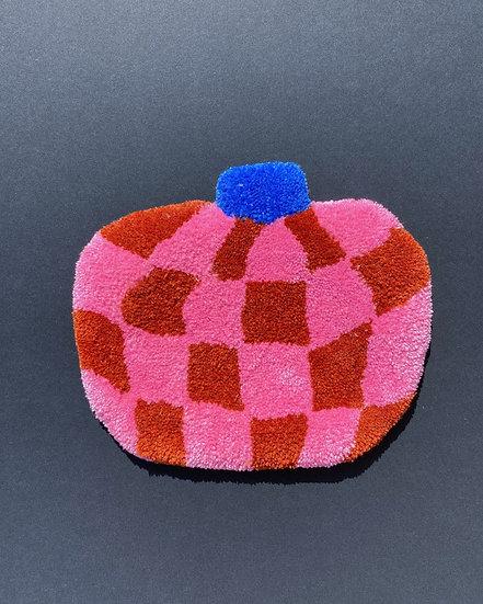 Checkerboard Pumpkin