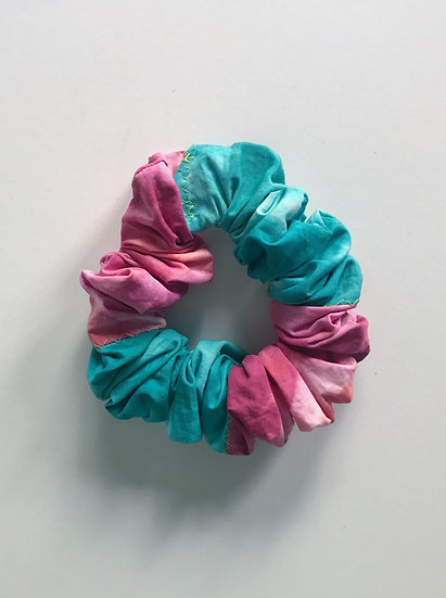 Tie Dye Scrunchie- Totally 90s