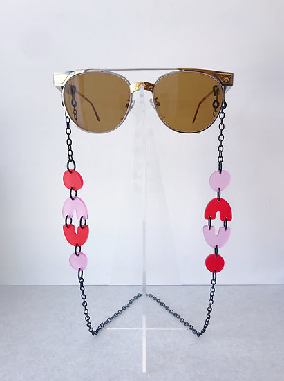 Pink Arches Sunny Chain