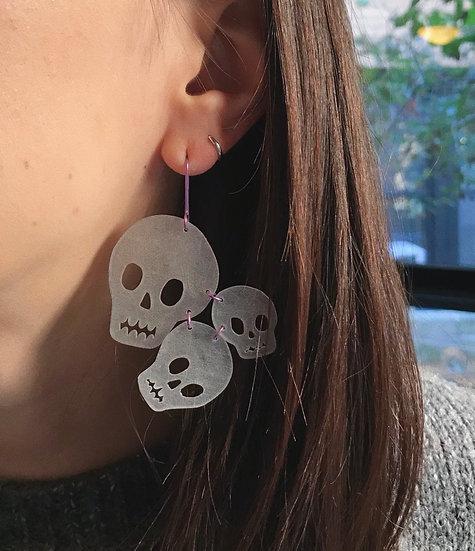 Catacomb Earrings
