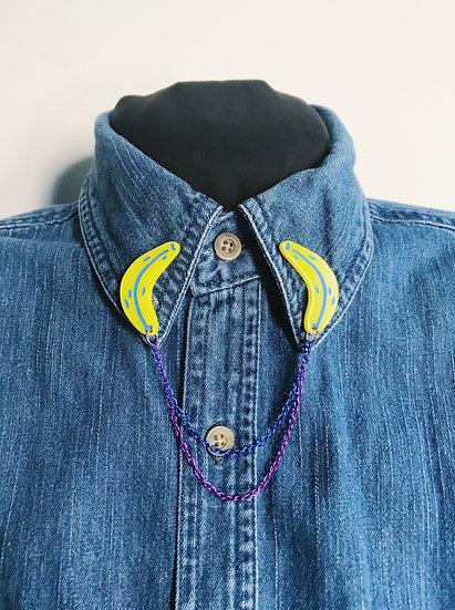 Banana Collar Chain