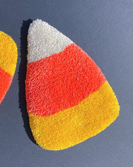 Tufted Candy Corn
