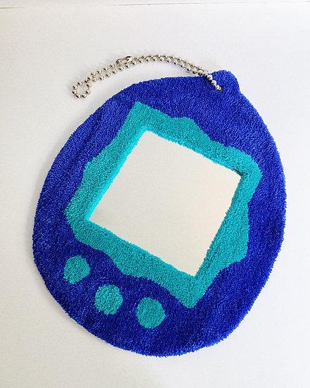 Tamagotchi Mirror- BLUE