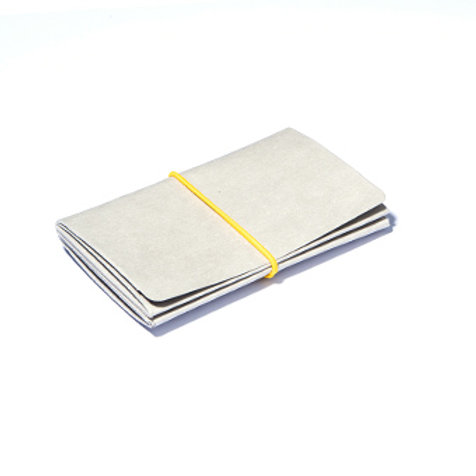 Wallet M - Grey/Yellow