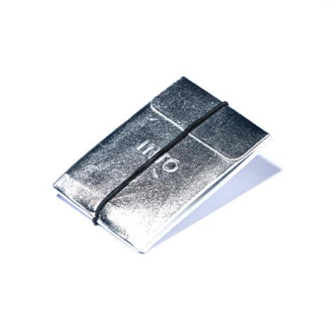 Wallet S - Silver/Black