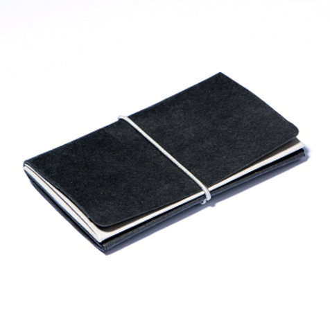 Wallet L - Black/Grey/Grey