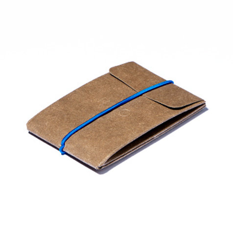 Wallet S - Brown/Blue