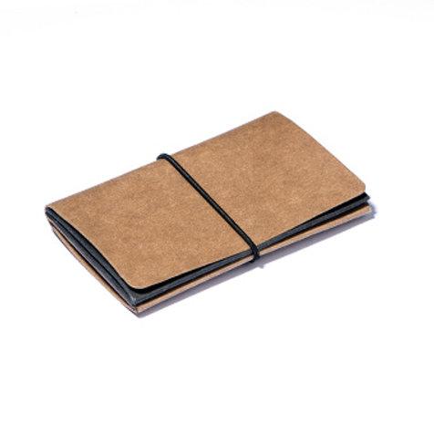 Wallet M - Brown/Black/Black