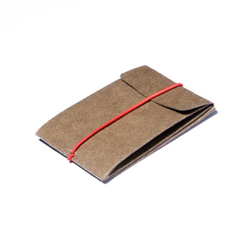 Wallet S - Brown/Red