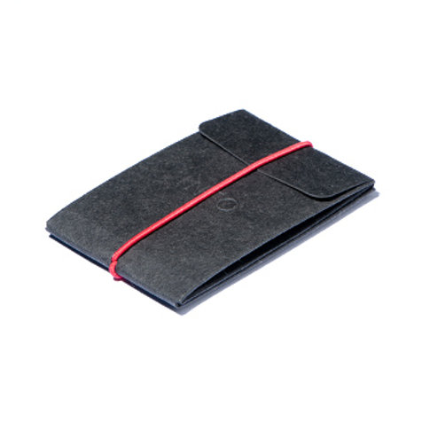Wallet S - Black/Red