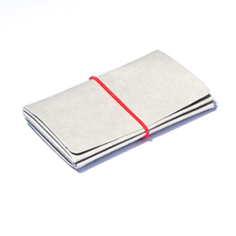 Wallet L - Grey/Red