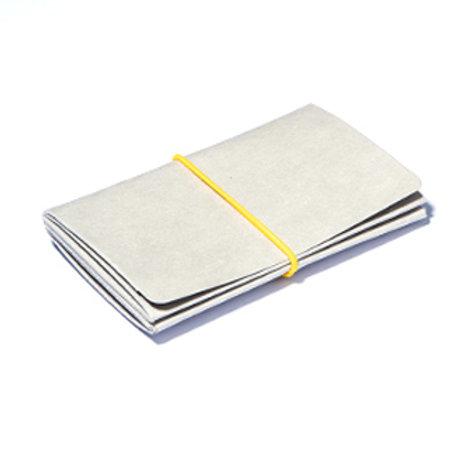 Wallet L - Grey/Yellow