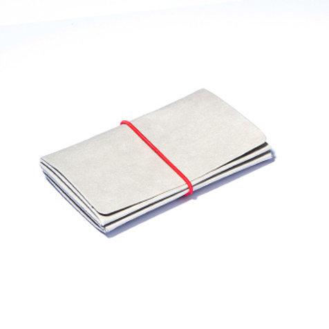 Wallet M - Grey/Red