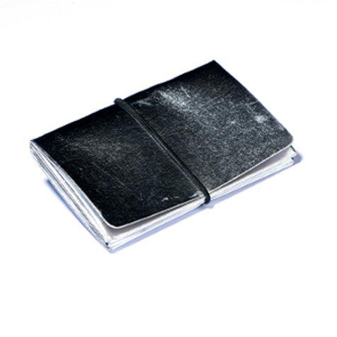 Wallet L - Silver/Black