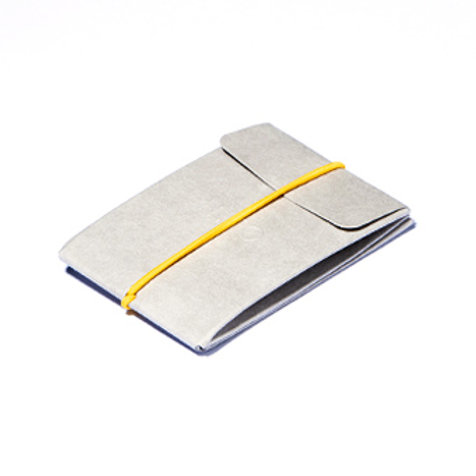 Wallet S - Grey/Yellow