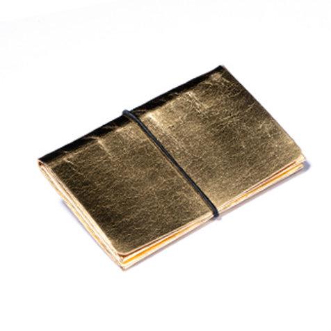 Wallet L - Gold/Black