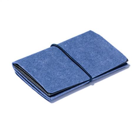 Wallet L - Blue/Black/Black