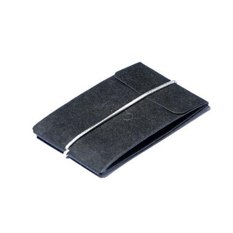 Wallet S - Black/Grey
