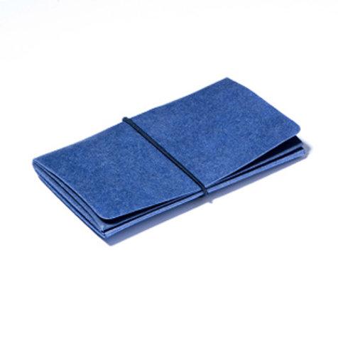 Wallet L - Blue/Black