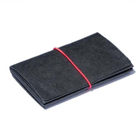 Wallet L - Black/Red
