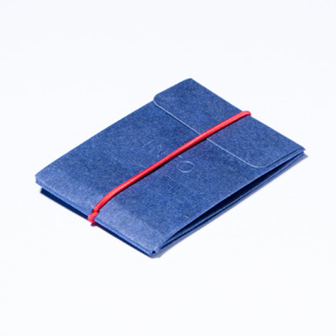 Wallet S - Blue/Red