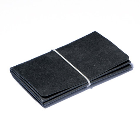 Wallet L - Black/Grey