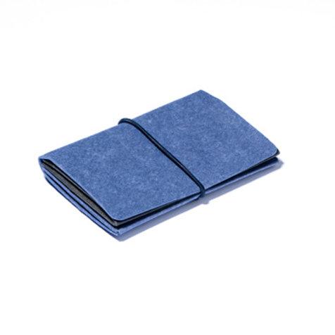 Wallet M - Blue/Black/Black